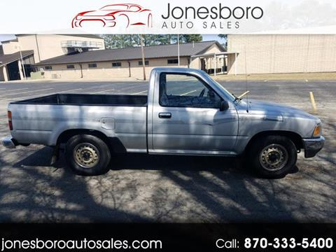 1991 Toyota Pickup For Sale In Jonesboro Ar