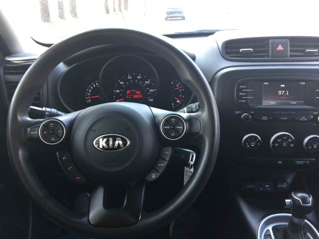 2016 Kia Soul + 4dr Wagon - Jonesboro AR