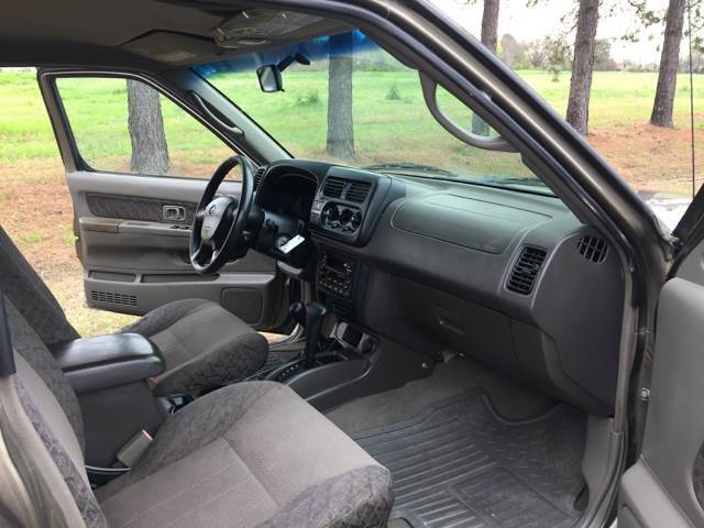 2001 Nissan Xterra 4dr XE V6 4WD SUV - Jonesboro AR