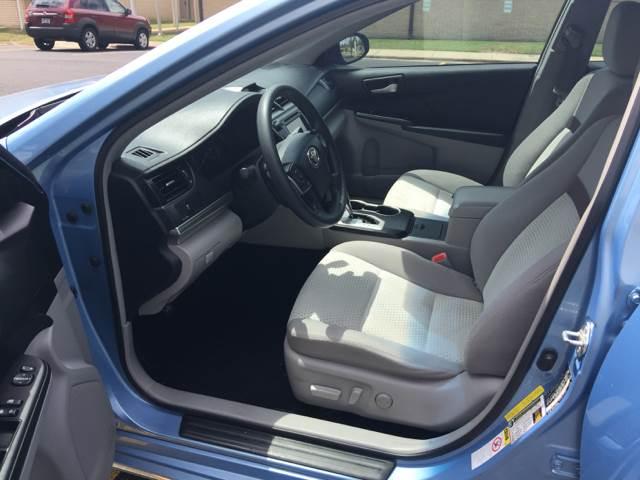 2012 Toyota Camry LE 4dr Sedan - Jonesboro AR