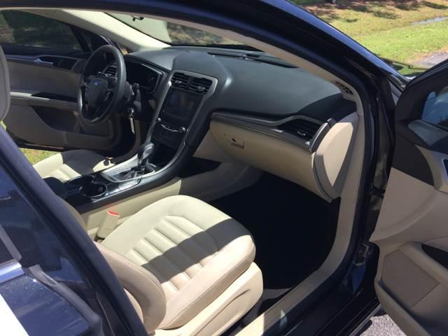 2014 Ford Fusion SE 4dr Sedan - Jonesboro AR