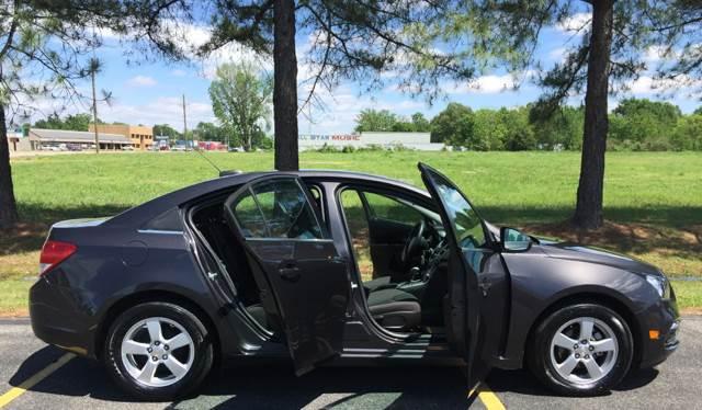 2016 Chevrolet Cruze Limited 1LT Auto 4dr Sedan w/1SD - Jonesboro AR