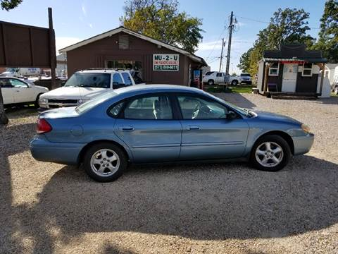 2007 Ford Taurus for sale in Sullivan, MO