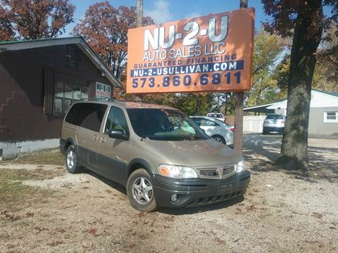 2005 Pontiac Montana for sale in Sullivan, MO