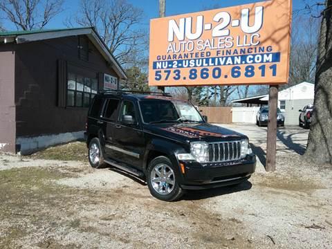 2008 Jeep Liberty for sale in Sullivan, MO
