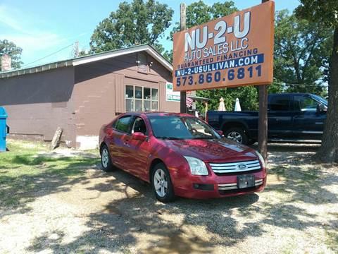 2008 Ford Fusion for sale in Sullivan, MO