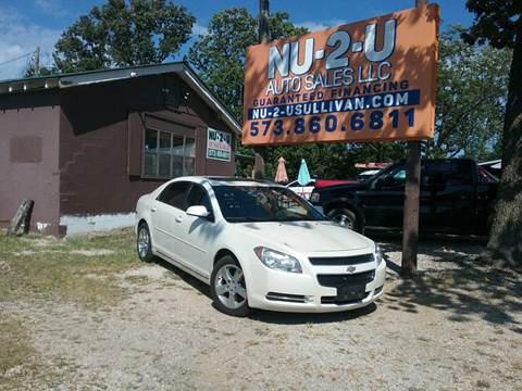 2010 Chevrolet Malibu for sale in Sullivan, MO