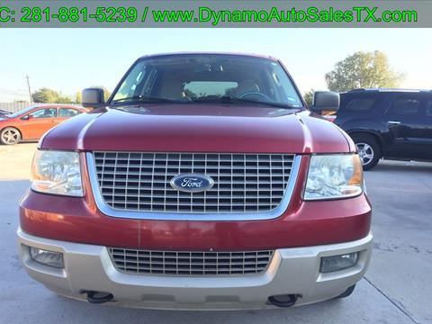 2005 Ford Expedition for sale in Houston, TX