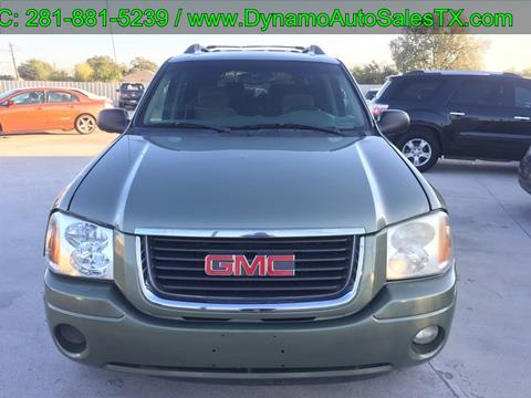 2003 GMC Envoy XL for sale in Houston, TX