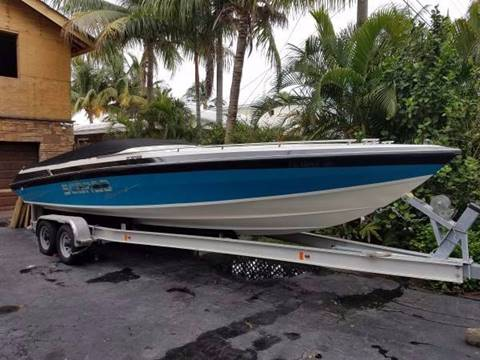 1988 Wellcraft 28 Scarab Excel for sale in Pompano Beach, FL