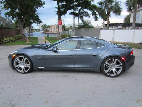 2012 Fisker Karma for sale in Pompano Beach, FL