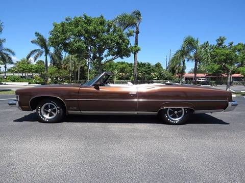 1973 Pontiac Grand Ville for sale in Pompano Beach, FL