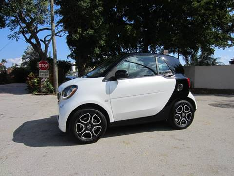 2016 Smart fortwo for sale in Pompano Beach, FL