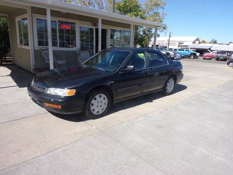 1996 Honda Accord for sale in Lakeport, CA