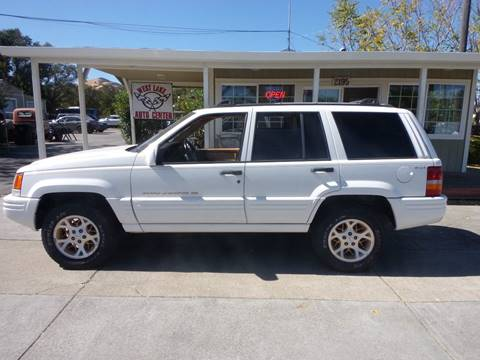 1996 Jeep Grand Cherokee for sale in Lakeport, CA