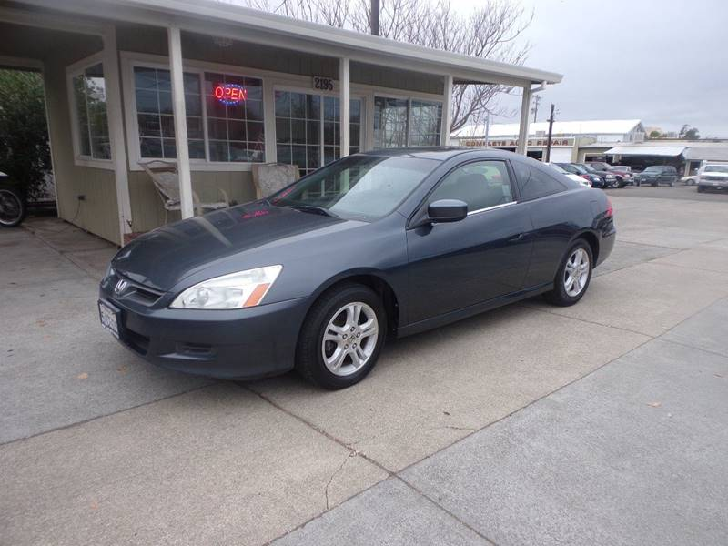 2006 Honda Accord EX 2dr Coupe 5A   Lakeport CA
