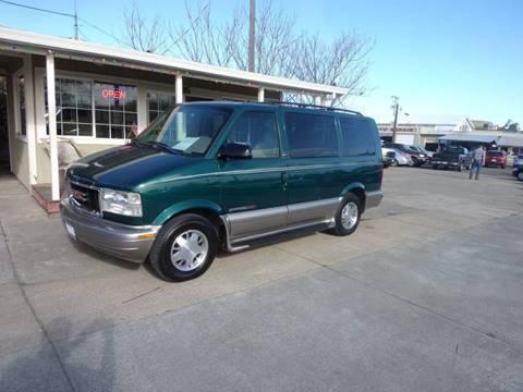 2002 GMC Safari for sale in Lakeport, CA