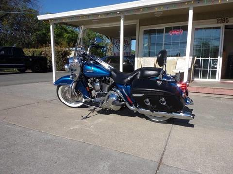 2005 Harley-Davidson Road King for sale in Lakeport, CA