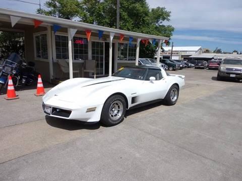 1982 Chevrolet Corvette for sale in Lakeport, CA
