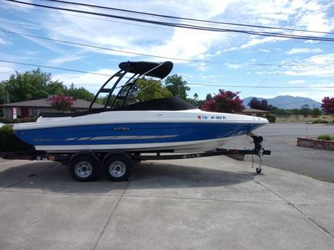2014 Sea Ray 205 Sport for sale in Lakeport, CA
