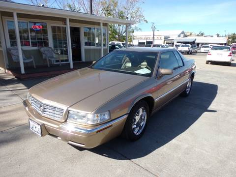 1999 Cadillac Eldorado for sale in Lakeport, CA