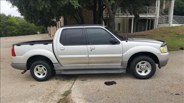 2002 Ford Explorer Sport Trac for sale in Fort Worth, TX
