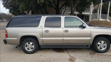 2001 Chevrolet Suburban for sale in Fort Worth, TX
