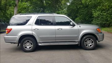 2004 Toyota Sequoia for sale in Lake Worth, TX