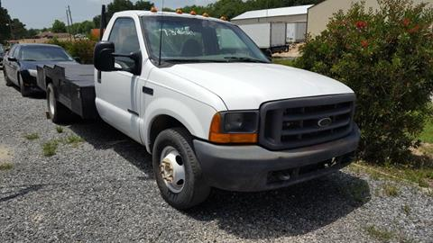2000 Ford F-350 Super Duty for sale in Eunice, LA