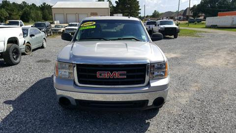 2008 GMC Sierra 1500 for sale in Eunice, LA