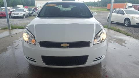 2012 Chevrolet Impala for sale in Eunice, LA