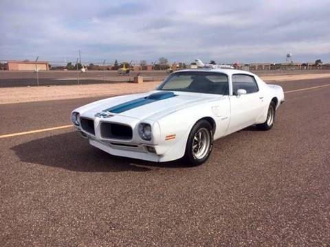 1970 Pontiac Trans Am for sale in Scottsdale, AZ