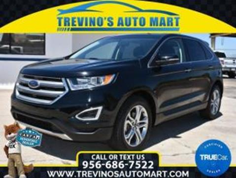 2016 Ford Edge for sale in Mcallen, TX