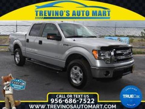 2014 Ford F-150 for sale in Mcallen, TX