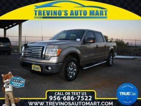 2011 Ford F-150 for sale in Mcallen, TX