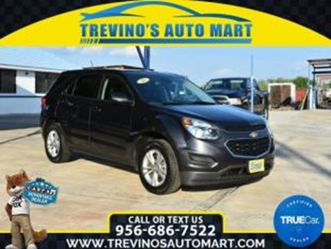 2016 Chevrolet Equinox for sale in Mcallen, TX