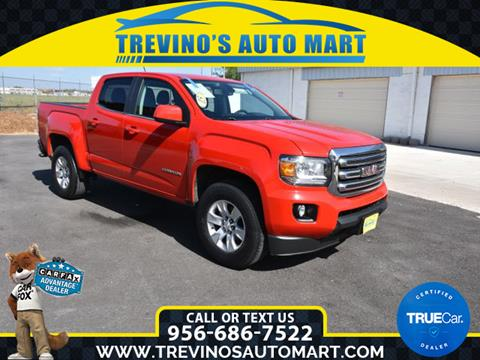 2015 GMC Canyon for sale in Mcallen, TX