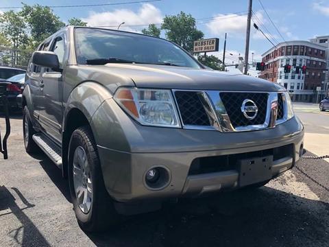2006 Nissan Pathfinder For Sale >> Nissan Pathfinder For Sale In Somerville Ma Webster Auto