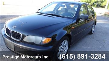 2002 BMW 3 Series for sale in Nashville, TN