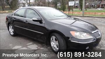 2005 Acura RL for sale in Nashville, TN