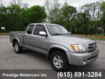 2003 Toyota Tundra for sale in Nashville, TN