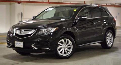 2017 Acura RDX for sale at Car Club USA in Hollywood FL