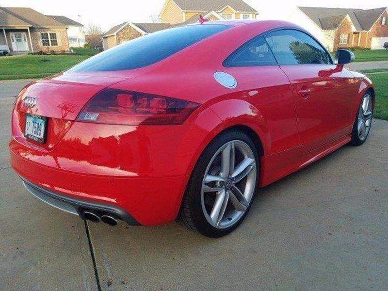 2013 Audi TTS for sale at Car Club USA in Hollywood FL