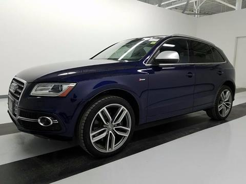 2014 Audi SQ5 for sale in Hollywood, FL