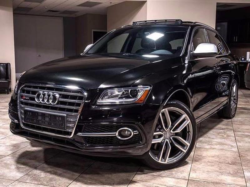 2015 Audi SQ5 for sale at Car Club USA in Hollywood FL