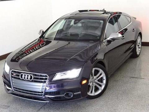 2014 Audi S7 for sale at Car Club USA in Hollywood FL