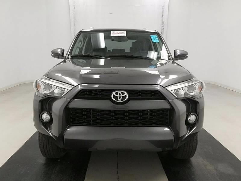 2014 Toyota 4Runner for sale at Car Club USA in Hollywood FL