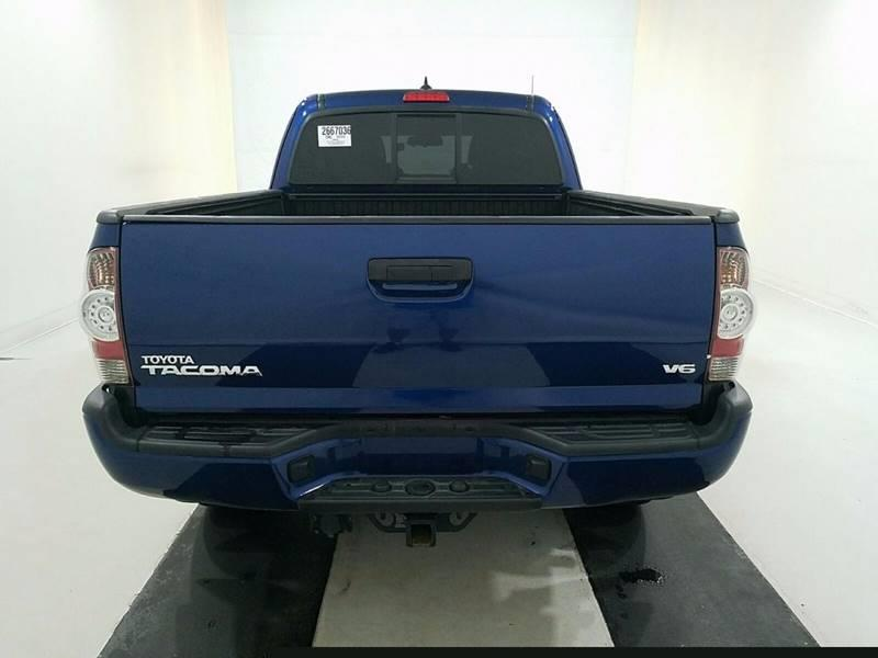 2015 Toyota Tacoma for sale at Car Club USA in Hollywood FL