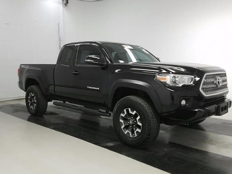 2016 Toyota Tacoma for sale at Car Club USA in Hollywood FL