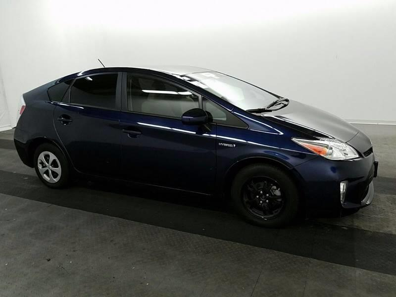2015 Toyota Prius for sale at Car Club USA in Hollywood FL